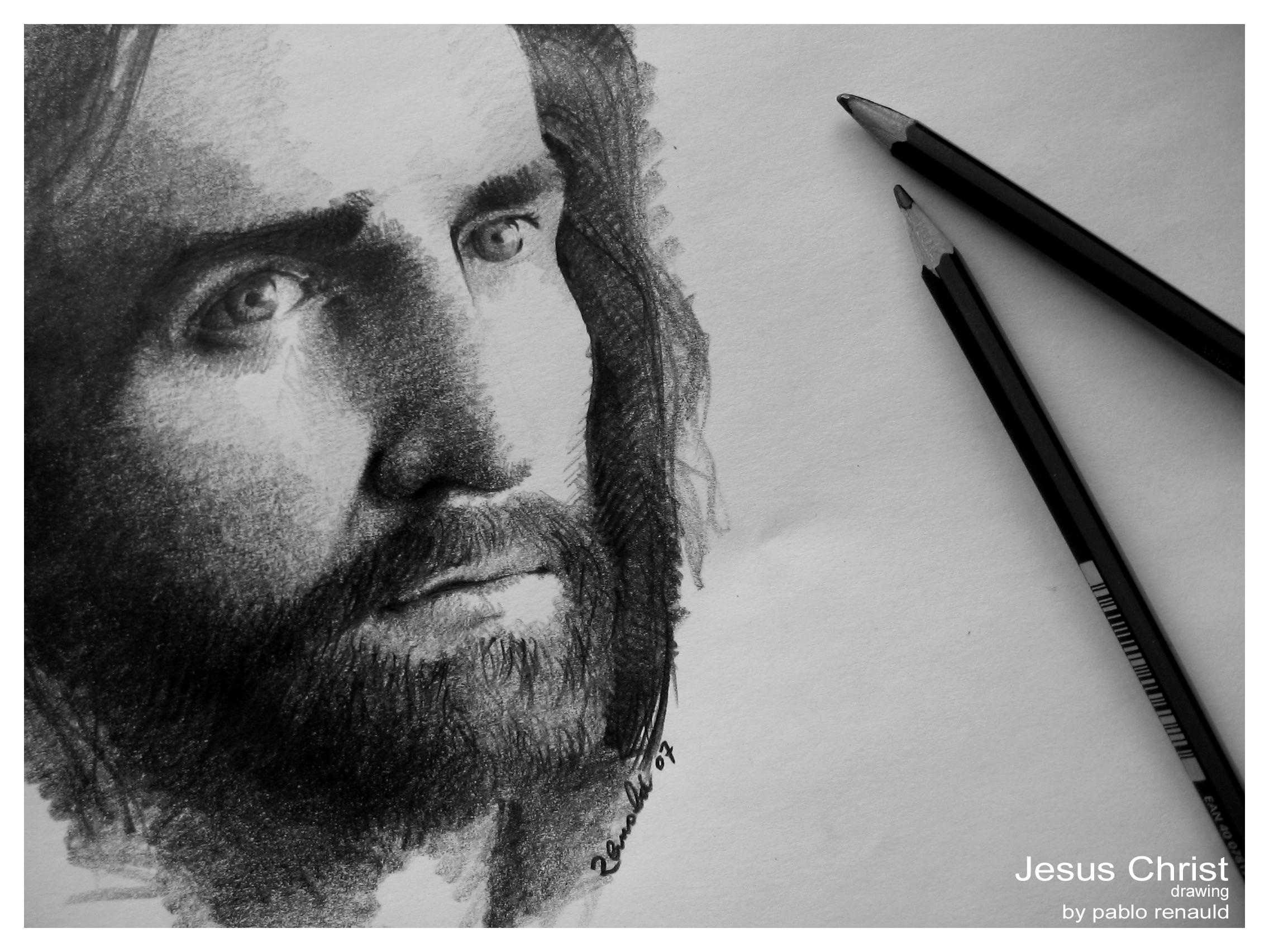 black jesus christ painting viewing gallery