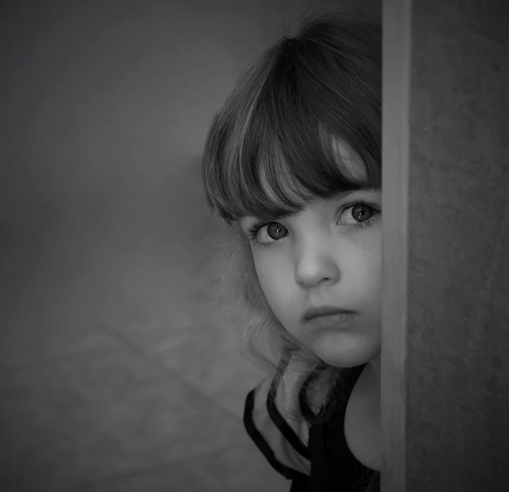 Little Girl Lost | Reflections of Grace Blog