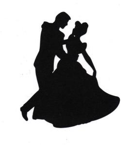 dancing cinderella