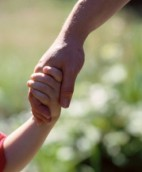 Father-and-child-holding-hands-247x300