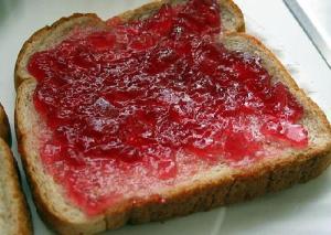 jelly-toast