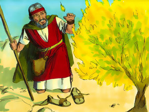004-moses-burning-bush